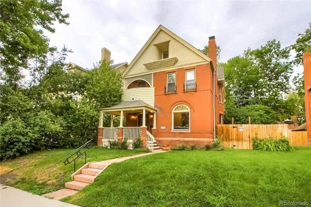 1358 N Gilpin Street, Denver, CO 80218 (MLS #7810380) :: 8z Real Estate