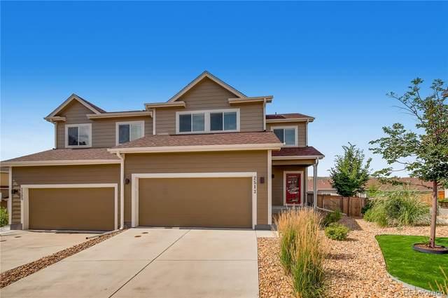 2513 Valley Oak Road, Castle Rock, CO 80104 (#7815308) :: Kimberly Austin Properties