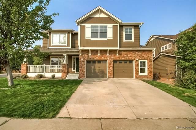 4573 Cedar Glen Place, Castle Rock, CO 80109 (MLS #7818513) :: 8z Real Estate