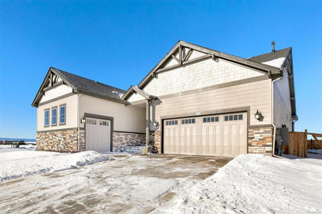 1839 Pinion Wing Circle, Castle Rock, CO 80108 (MLS #7822445) :: Bliss Realty Group