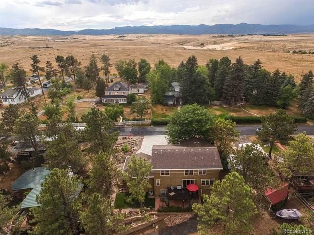 7862 Hillcrest Drive, Louviers, CO 80131 (#7824354) :: The Margolis Team