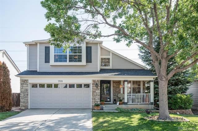 708 S Carlton Street, Castle Rock, CO 80104 (MLS #7825616) :: 8z Real Estate
