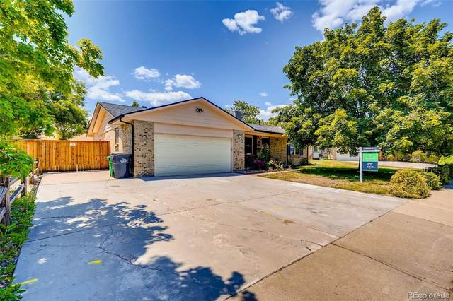331 S Kendall Street, Lakewood, CO 80226 (#7829445) :: Finch & Gable Real Estate Co.
