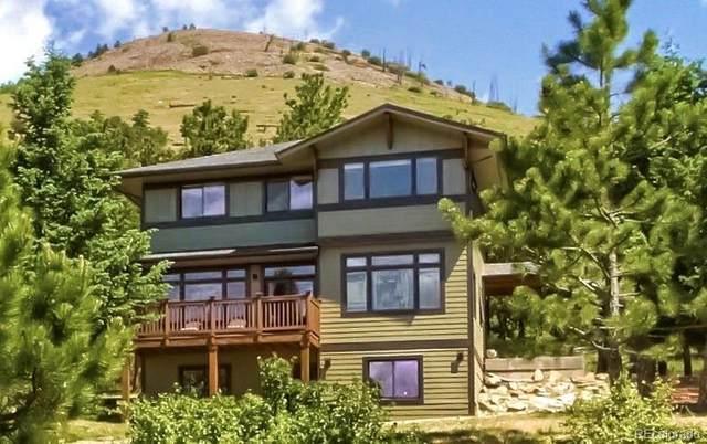 4800 Sugarloaf Road, Boulder, CO 80302 (#7830700) :: The DeGrood Team
