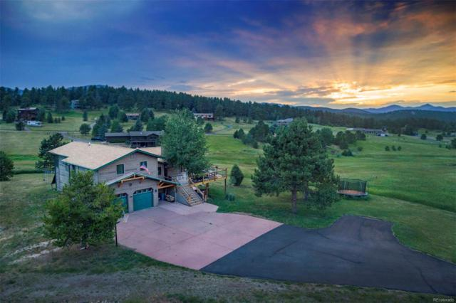 8831 Grizzly Way, Evergreen, CO 80439 (#7837276) :: The City and Mountains Group