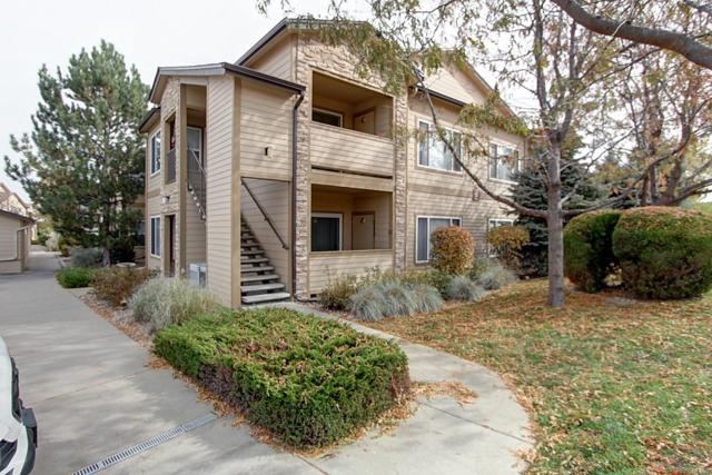 4875 S Balsam Way 6-202, Denver, CO 80123 (#7837833) :: The Heyl Group at Keller Williams