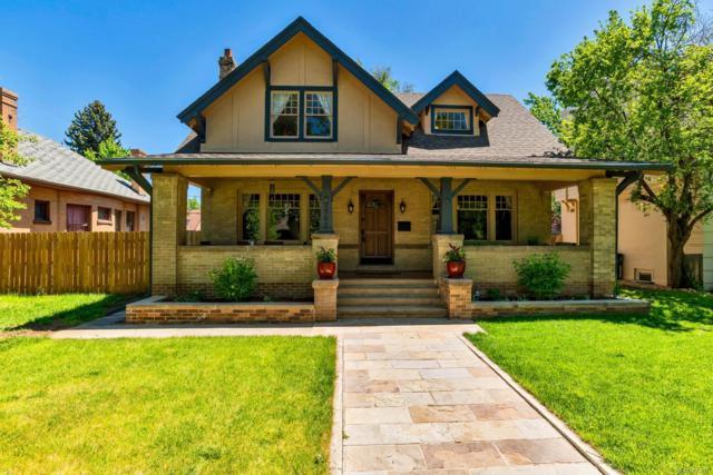 2542 Ash Street, Denver, CO 80207 (#7838083) :: House Hunters Colorado