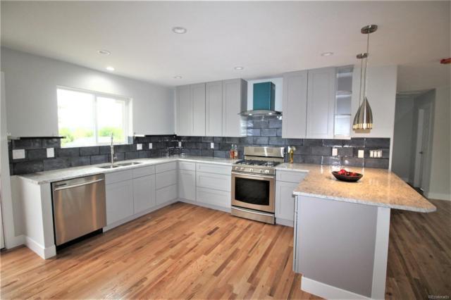 4414 S Zang Street, Morrison, CO 80465 (#7838722) :: Wisdom Real Estate