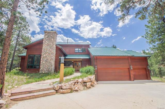 298 Pine Forest Road, Lake George, CO 80827 (MLS #7845637) :: 8z Real Estate