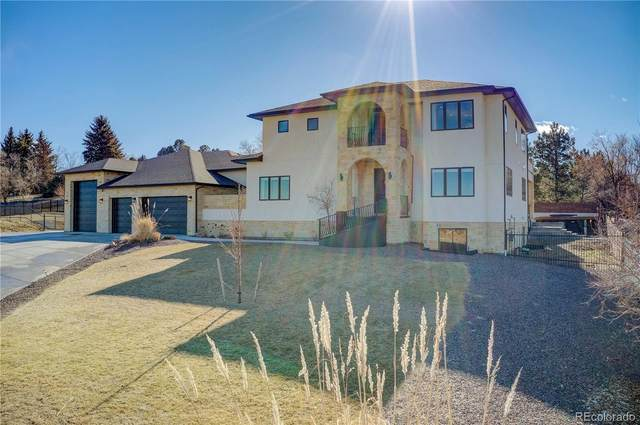 15902 W 64th Avenue, Arvada, CO 80007 (#7845742) :: Chateaux Realty Group