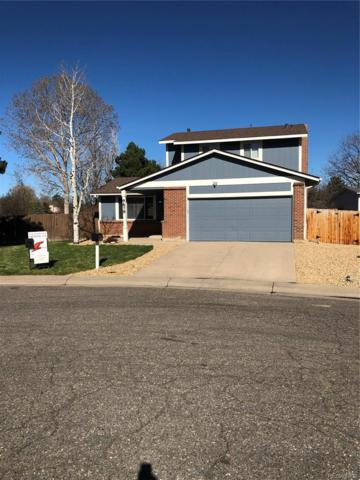 9679 W 75th Avenue, Arvada, CO 80005 (#7849351) :: The HomeSmiths Team - Keller Williams