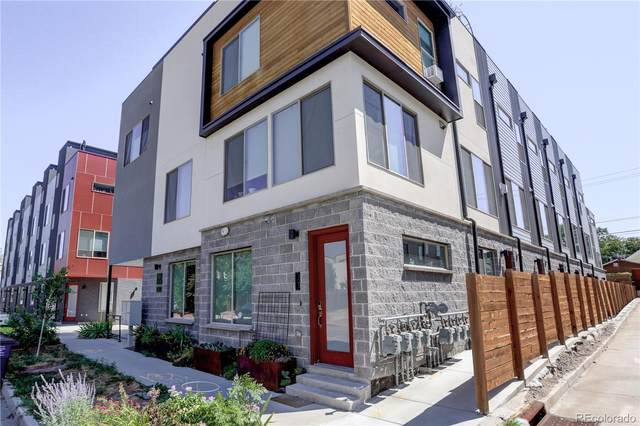 70 Galapago Street #104, Denver, CO 80223 (MLS #7849637) :: 8z Real Estate