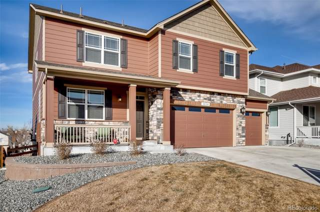 20749 Scenic Park Drive, Parker, CO 80138 (#7850315) :: HomeSmart Realty Group