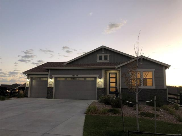 23897 E Rockinghorse Parkway, Aurora, CO 80016 (#7853626) :: The City and Mountains Group