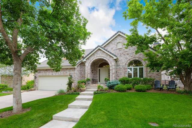 85 Silver Fox Drive, Greenwood Village, CO 80121 (#7858965) :: The DeGrood Team