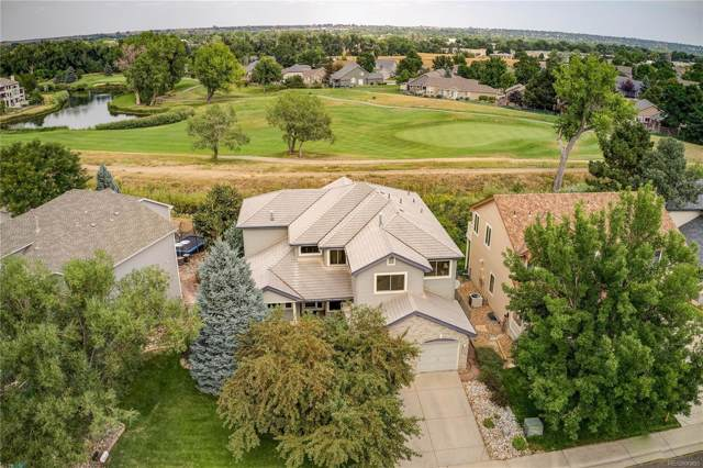 6630 Moss Court, Arvada, CO 80007 (MLS #7861072) :: 8z Real Estate