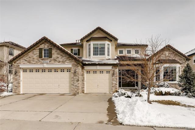 6042 S Paris Street, Greenwood Village, CO 80111 (MLS #7863324) :: 8z Real Estate