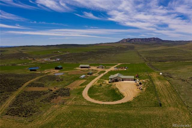 1210 County Road 103, Craig, CO 81625 (MLS #7867628) :: Neuhaus Real Estate, Inc.