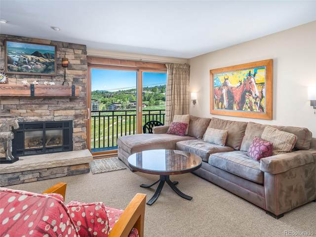 2420 Ski Trail Lane #206, Steamboat Springs, CO 80487 (#7868816) :: Realty ONE Group Five Star