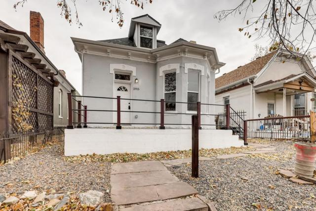 2915 W 27th Avenue, Denver, CO 80211 (#7870845) :: Venterra Real Estate LLC