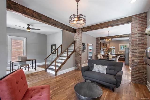 2245 W 34th Avenue, Denver, CO 80211 (MLS #7872988) :: 8z Real Estate