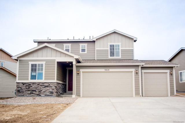 9820 Chromatic Terrace, Peyton, CO 80831 (MLS #7873836) :: 8z Real Estate