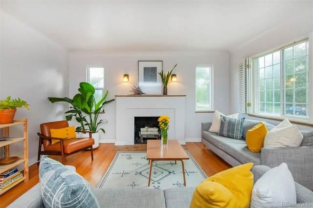 1136 Hudson Street, Denver, CO 80220 (MLS #7875133) :: 8z Real Estate