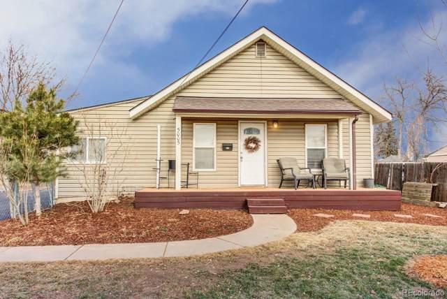 5005 W Mississippi Avenue, Denver, CO 80219 (MLS #7875458) :: 8z Real Estate