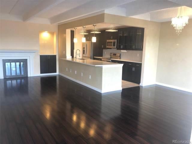7877 E Mississippi Avenue #404, Denver, CO 80247 (MLS #7880115) :: 8z Real Estate