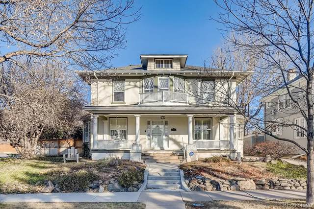 4025 E 18th Avenue, Denver, CO 80220 (#7882541) :: Mile High Luxury Real Estate