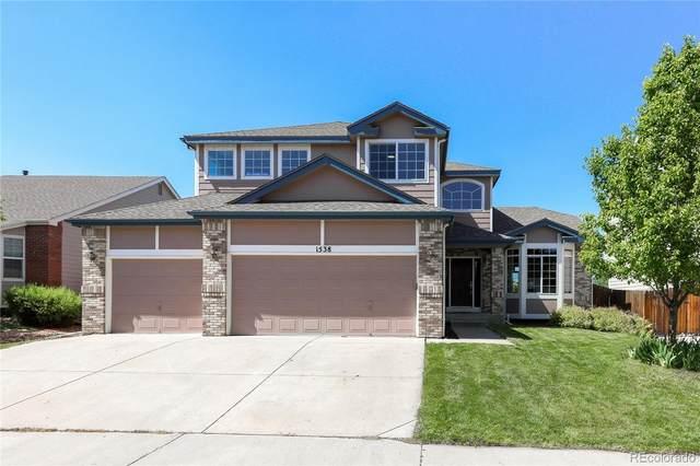 1538 Harlequin Drive, Longmont, CO 80504 (#7884819) :: Wisdom Real Estate