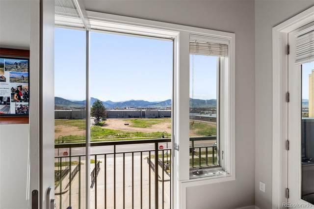 3301 Arapahoe Avenue #304, Boulder, CO 80303 (#7884877) :: Chateaux Realty Group