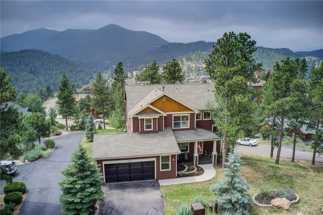 26278 Snowdrop Road, Evergreen, CO 80439 (#7885395) :: The DeGrood Team