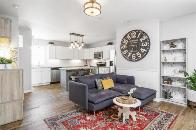 722 E 18th Avenue, Denver, CO 80203 (MLS #7888042) :: 8z Real Estate