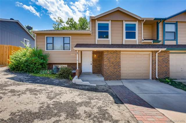 1958 Santana Drive, Castle Rock, CO 80104 (#7888659) :: Bring Home Denver with Keller Williams Downtown Realty LLC