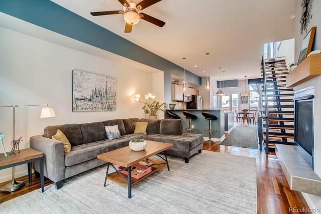2345 Walnut Street #20, Denver, CO 80205 (MLS #7890227) :: 8z Real Estate