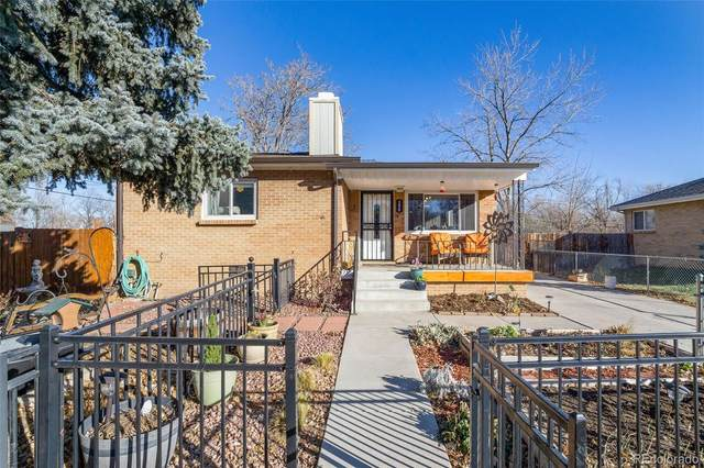 390 Harlan Street, Lakewood, CO 80226 (#7891995) :: Chateaux Realty Group
