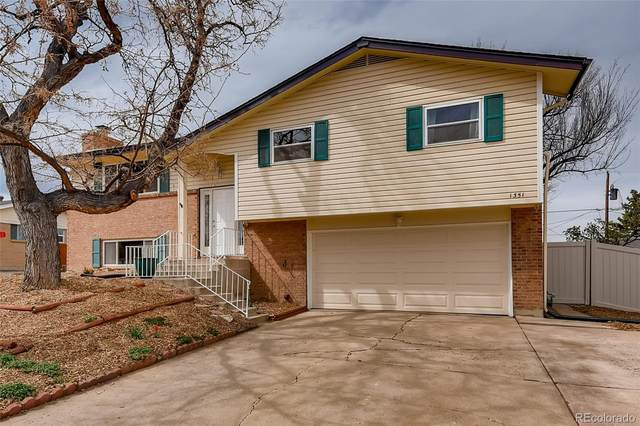 1351 W 102nd Place, Northglenn, CO 80260 (#7892723) :: HomeSmart
