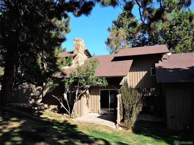 2418 Hearth Drive #2, Evergreen, CO 80439 (#7894795) :: Briggs American Properties