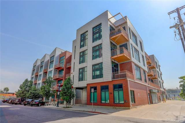 3100 N Huron Street 4P, Denver, CO 80202 (#7900364) :: The Colorado Foothills Team | Berkshire Hathaway Elevated Living Real Estate