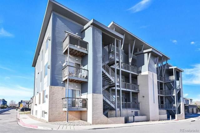 12165 Claude Court #102, Northglenn, CO 80241 (MLS #7905326) :: 8z Real Estate