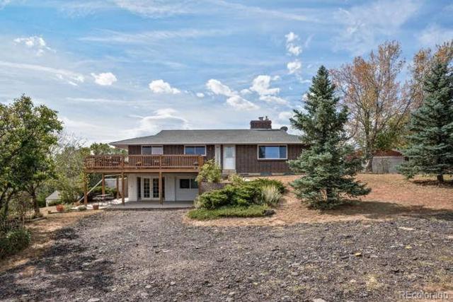 5022 N State Highway 67, Sedalia, CO 80135 (#7911896) :: House Hunters Colorado