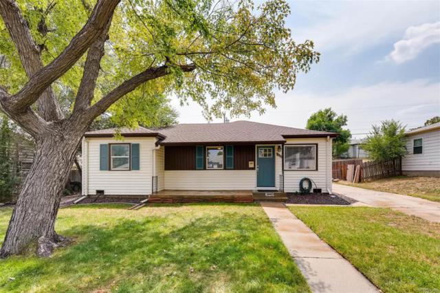 1860 Rowena Street, Thornton, CO 80229 (#7912546) :: House Hunters Colorado