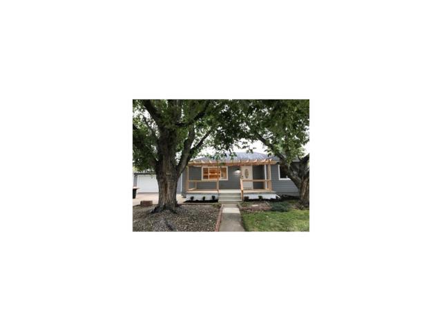 5305 Garrison Street, Arvada, CO 80002 (#7912928) :: The Peak Properties Group