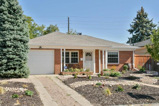 1140 S Harrison Street, Denver, CO 80210 (MLS #7915543) :: 8z Real Estate