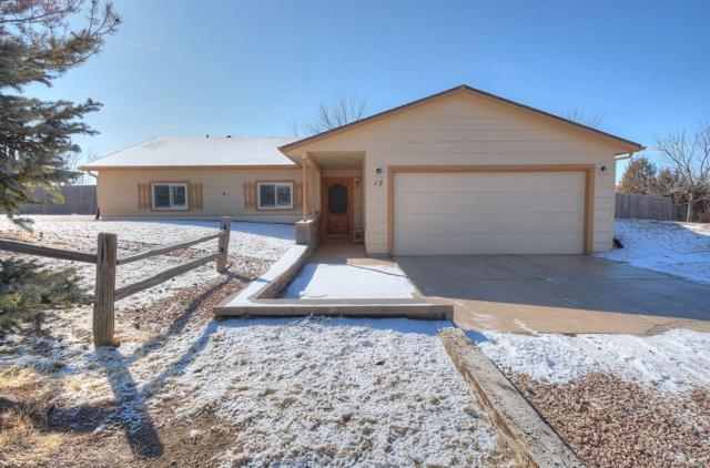 15 Lazy W Road, Fountain, CO 80817 (MLS #7917558) :: 8z Real Estate