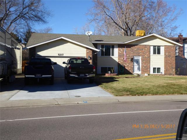 8217 Club Crest Drive, Arvada, CO 80005 (#7919677) :: The Galo Garrido Group