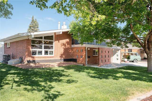 7881 S Kit Carson Drive, Centennial, CO 80122 (#7921378) :: HomeSmart
