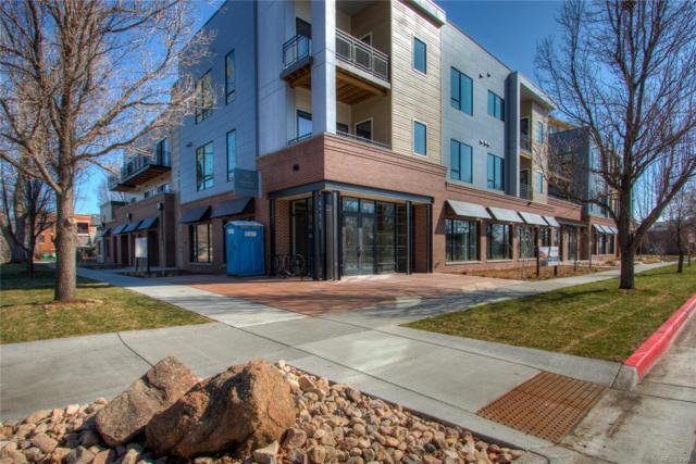 302 N Meldrum Street #304, Fort Collins, CO 80521 (MLS #7922202) :: The Space Agency - Northern Colorado Team
