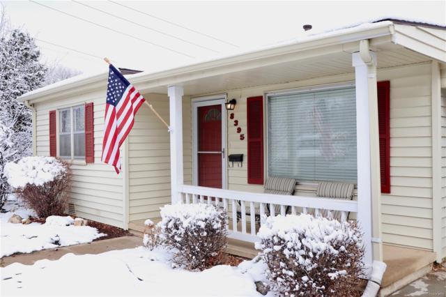 8395 W 59th Avenue, Arvada, CO 80004 (MLS #7922650) :: 8z Real Estate